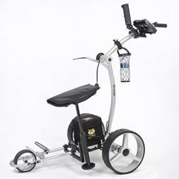 Bat-Caddy X4R Electric Golf Cart Powered Caddie Bat Caddy Go