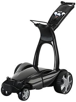 Stewart Golf X9 Follow Cart, Black