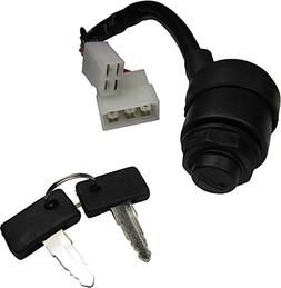 Yamaha G1 Gas Golf Cart Key Switch with Wire Harness and F/R