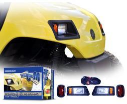 Madjax Premium Yamaha G14, G16, G19, G22 Golf Cart Headlight