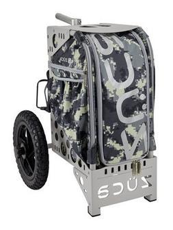 ZÜCA All Terrain Basic Camping Cart Anaconda/Gray Outdoor R